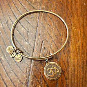 🎈2/$15 Alex and Ani bracelet- Om